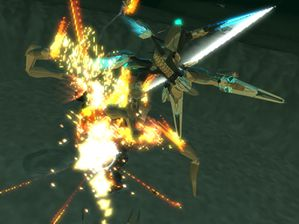 zone of the enders 8