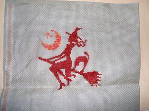 sorcière rousse