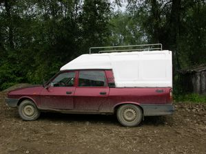 Dacia Pick up 4x4
