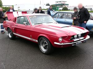 Ford Mustang 350 cobra 04