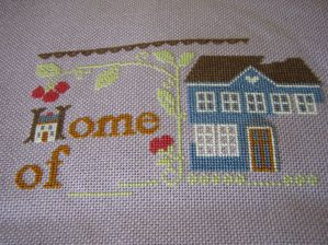Home of a needleworker, la suite