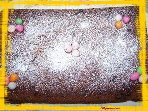 Fondant choco-caramel a
