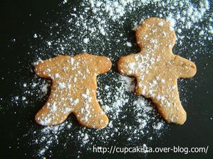 Gingerbread Men-1