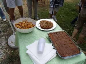 gâteaux La Mazille