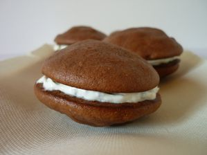 Whooppie pie cacao