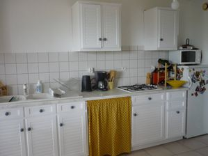 L 39 atelier de b a par marchande d 39 id es l 39 atelier de b a - Rideau pour meuble de cuisine ...