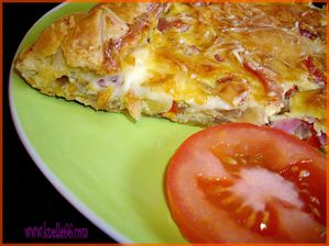 QUICHE JAMBON FROMAGE 3
