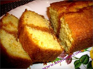 Cake vanille-speculoos 1