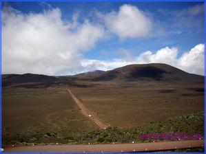 Route du volcan (Réunion)