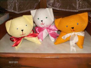 chatons Marie Laure
