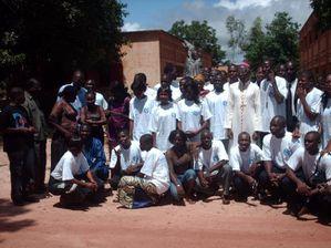 Participant CEC Mali 2008