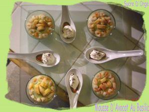 Mousse D'Avocat 2