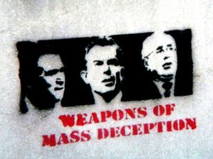 weapons mass deception