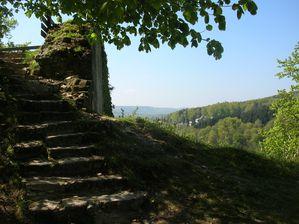 Chateau défi marches 010