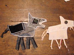 Le loup et la chèvre