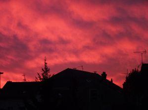 lever de soleil melun