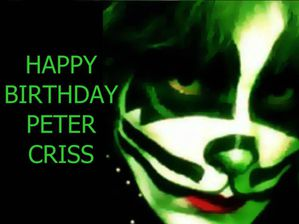 Criss birthday