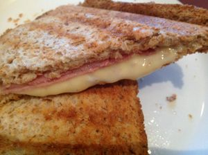 pain croque monsieur