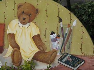 peindre les ours 1
