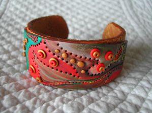 bracelet Luberon - autre vue