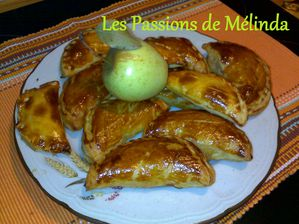 chaussons pommes