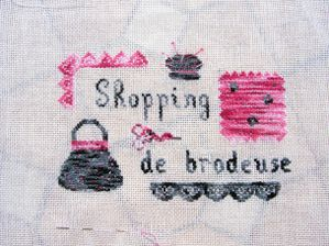 Libellule shopping brodeuse 4