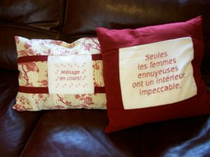 coussin a4