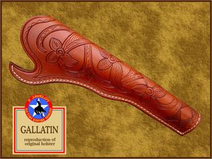 Javelot Holster Gallatin reproduction net
