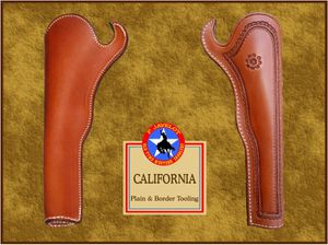 Javelot Holster california plain & Border tooling net