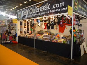coindugeek japanexpo stand