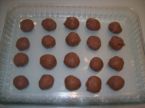 TRUFFES ALLEGEES