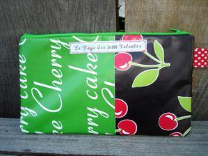 Cherries 20x12 cm verso n°2
