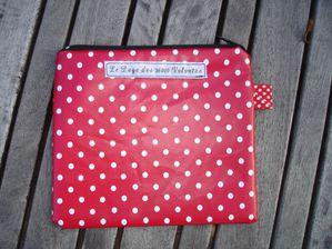 Cherries n°6 17x15 cm verso