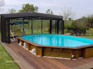 Abri pour piscine hors sol abris de piscine pool cover for Piscine hors sol de qualite