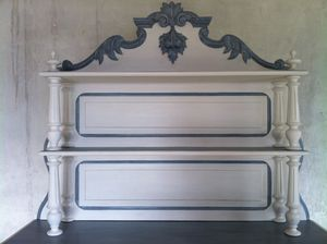 Buffet saint hubert patiné buffet relooké relooking buffet