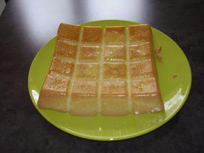 Gâteau de Savoie 2