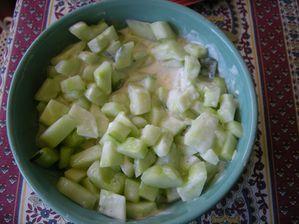 Salades diverses (3)