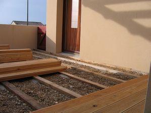 Cr ation am nagement ext rieur patio portillon terrasse for Portillon terrasse