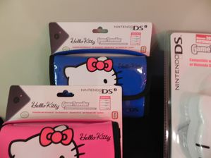 etui hello kitty 3ds