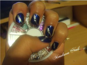 Nail Art courouselle