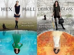hex hall tome et tome 2