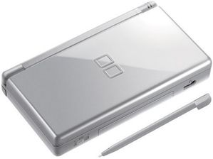 DS Lite - Gloss Silver