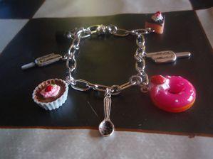 Bracelet Gourmandise GP