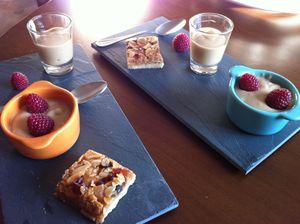 assiettes gourmandes ou le choix des mini desserts bulles de vie