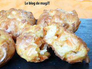 Muffins carotte-surimi