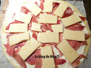 tarte quiche salee le blog de magjtcuisine. Black Bedroom Furniture Sets. Home Design Ideas