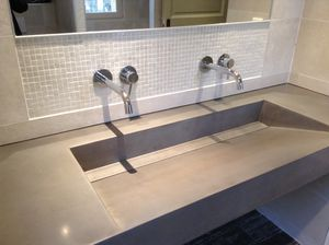 vasque beton balian béton