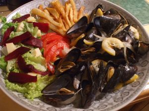 moules frites 585