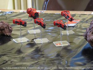 09 La table FIRESTORM ARMADA du 29 janvier 2011 - La Horde