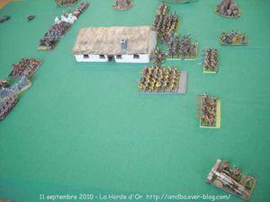 28 - 11 septembre 2010 - La Horde d'Or